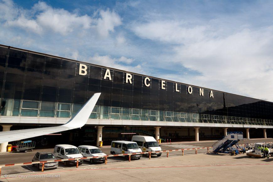 Barcelona Airport ( El Prats )